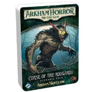 Arkham Horror : The Card Game – Curse of the Rougarou